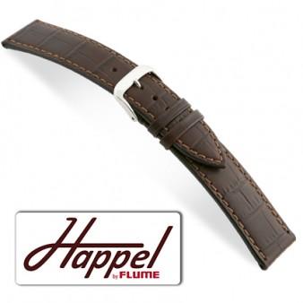 Happel Tampa horlogebandje uit leer
