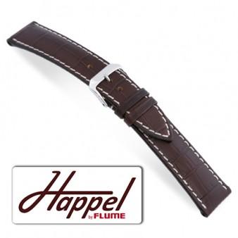 Happel Tupelo horlogebandje uit leer