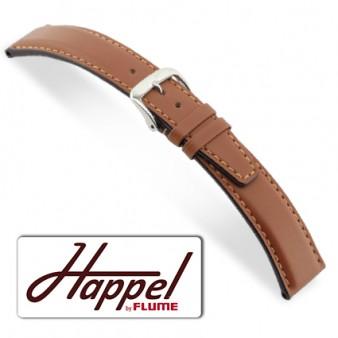 Happel Idaho horlogebandje uit leer