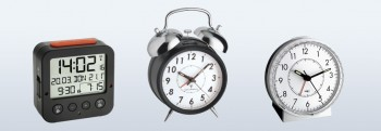 Alarm Clocks and Timer