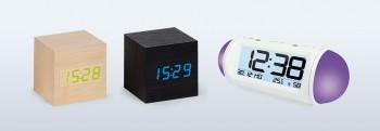 LED-/LCD wekkers