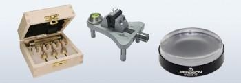 02 Gereedschap v. uurwerken, Montage, Werkhouders, Echappement/Balans gereedschap, gereedschap sets