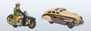 Car & Motorcycle Models