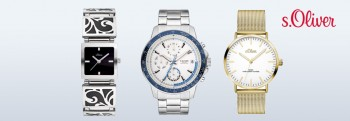 S.OLIVER watches