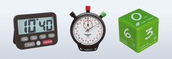 Timers & Stopwatch