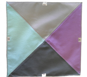 "Silbo jewellery care cloth ""4 in 1"""
