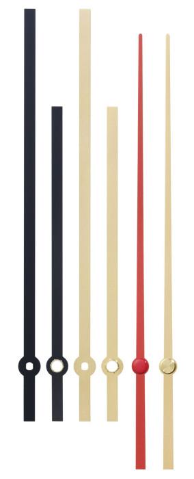 Kwarts uurwerk set Junghans NJ 838 inclusief wijzers, extra sterke uitvoering, wwl 11 mm