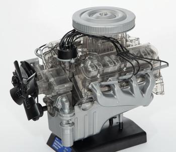 Bouwset Ford Mustang V8 motor