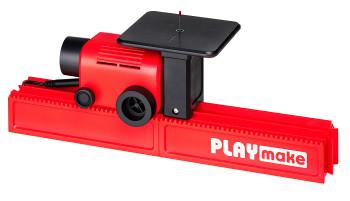 PLAYmake Modelbauw gereedeschap set 4in1 voor kinderen