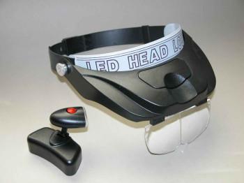 Professionele hoofdbandloep
