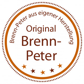 Brandschilderen station Brenn Peter Mini 20W