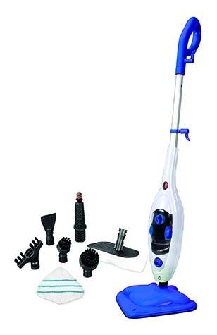 Steam-mop-stoomreiniger - reinigt en desinfecteert
