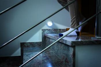 Bewegingssensor lamp