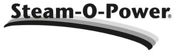 Steam-O-Power Bügeleisen/ Dampfglätter