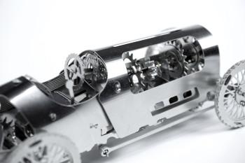 TIME FOR MACHINE Bouwpakket Silver Bullet