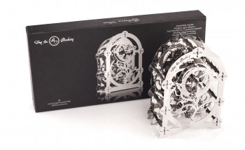 TIME FOR MACHINE Mechanisch Bouwpakket Mysterious Timer (Klok)