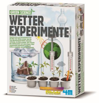 GreenScience Weer Experimenten