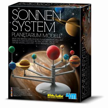 KidzLabs Planetarium bouwset - Zonnestelsel