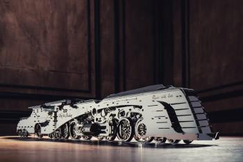 TIME FOR MACHINE Metal kit Dazzling Steamliner
