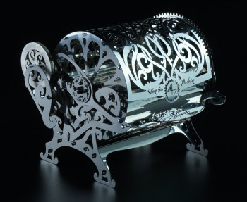 TIME FOR MACHINE – Bouwset Gorgeous Gearbox