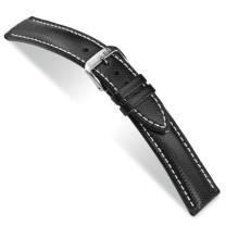 Hightechband Katu Water-Resistant 20mm zwart