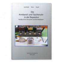 """Boek """"Die Armband- und Taschenuhr in der Reparatur"""