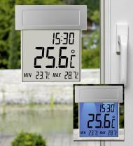 TFA Solar vensterthermometer