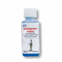 Zinnfiguren-Patina grau 100 ml