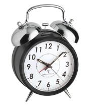 Nostalgic Twin-Bell Alarm Clock
