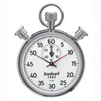 Additionsstopper stopwatch 1/5 sec., verchroomd, 55mm