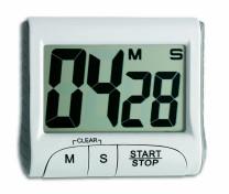 TFA Timer met stopwatch