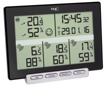TFA Tijdsein Themo-Hygrometer Multi Sens