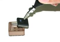 Vacuümzuiger / vacuüm pincet / Oppak gereedschap