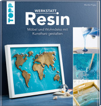 Livre d'atelier Resin, version allemande
