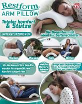 Steunkussen Restform Arm Pillow