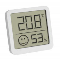 Digitale thermo- hygrometer