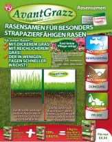 Avantgrazz lawn seeds, 1kg
