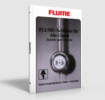 Boek: Flume-Schlüssel für Alte Uhren - Zubehör und Ersatzteile - A1