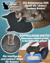 Kattenmat - zo blijft het schoon!