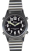 Uhren Manufaktur Ruhla - Sprekend Tijdsein polshorloge