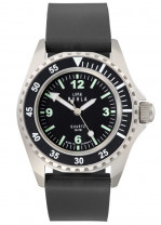 UMR Ruhla – Gevechtszwemmer horloge - Origineel uurwerk caliber 13