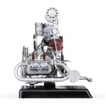 Bouwset 4-Cilinder motor - Bulli T1