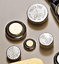 1,5 V zilveroxyde knoopcellen