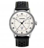 JUNKERS GMT heren-quartzhorloge