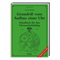Erwin Kühn, Grondbeginsel van de opbouw van een uurwerk