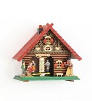 """Traditioneel weerhuisje - """"Hans en Grietje"""""""