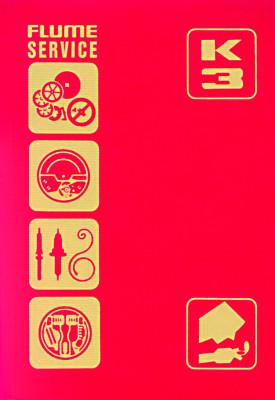 K3 Flume Keys, 5th edition