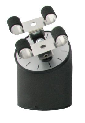 Horlogeopwinder WTS 220 voor 2 horloges zwart mat MTE