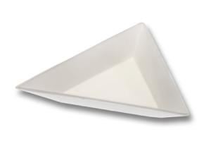 Triangular cup