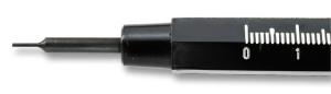 Inzet pen voor verende beugelichter 4229001 Bergeon